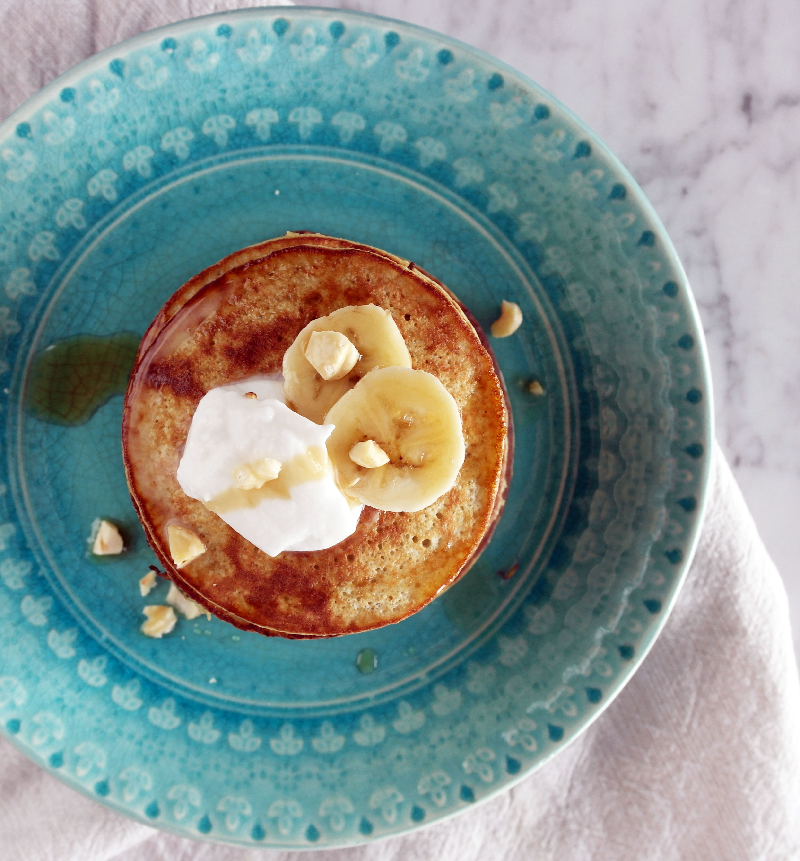 pancake banana low fodmap paleo