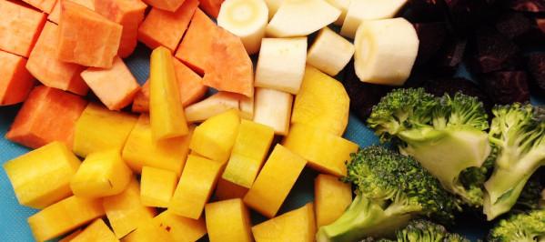 Verdure per il Curry di verdure