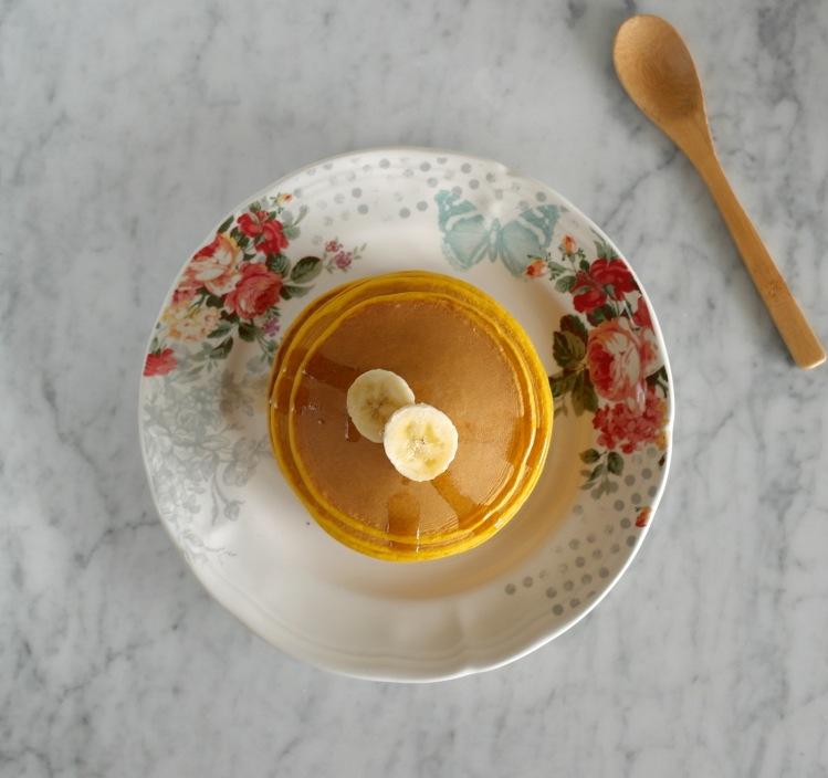 pancake zucca