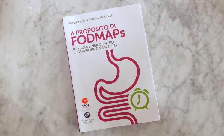 """Recensione del libro """"A proposito di FODMAPs. In prima linea contro il gonfiore e non solo"""""""