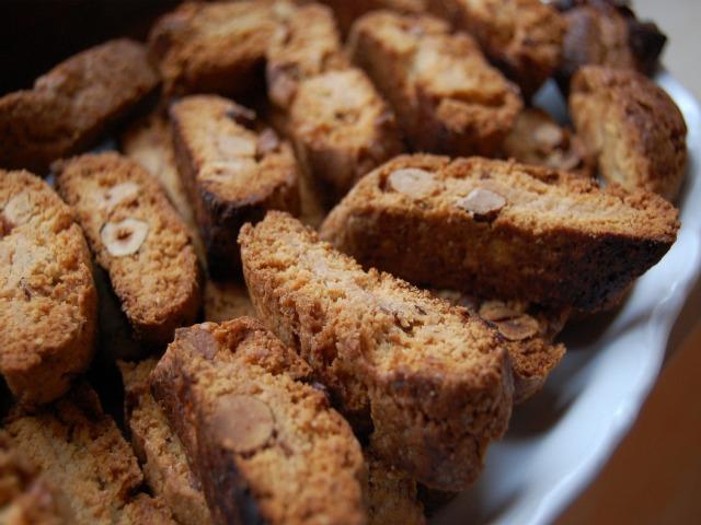 Cantucci vegani facili, ricetta low FODMAP