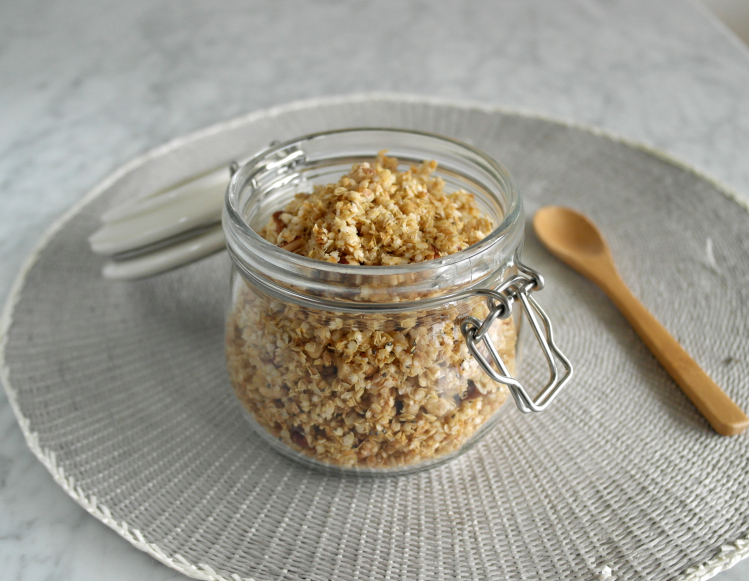 Muesli di quinoa