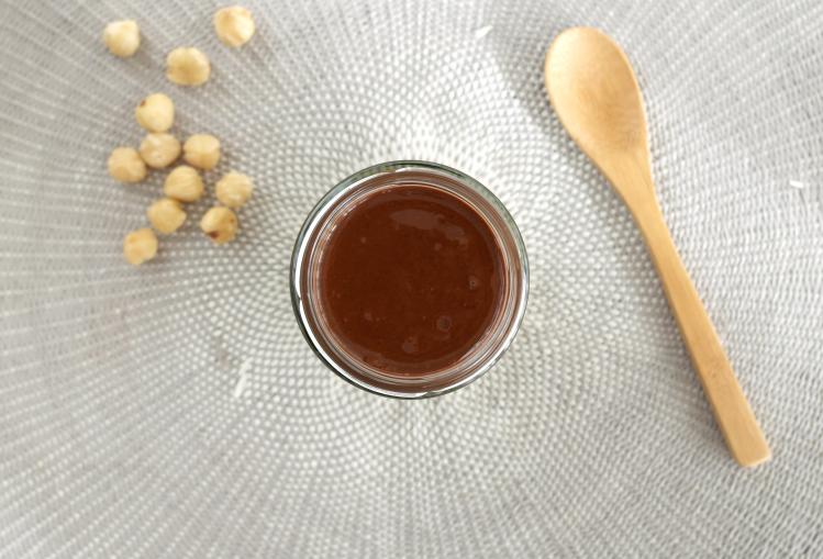 crema spalmabile nocciole cioccolato