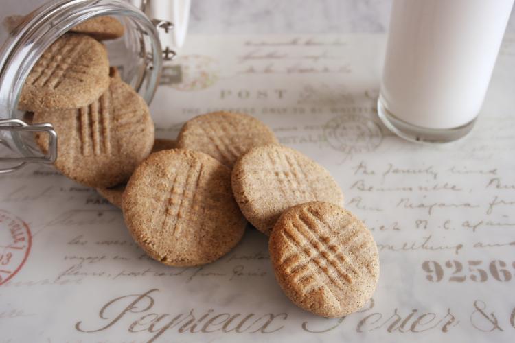 Biscotti vegan grano saraceno e cocco